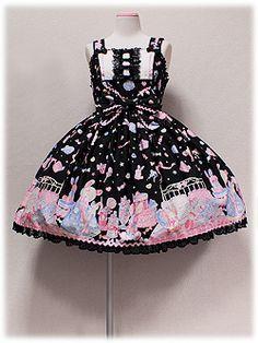 Dreamy Doll house - Black
