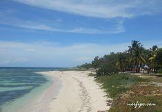 Playa Faro de Maya en el área de Laguna de Maya en Matanzas