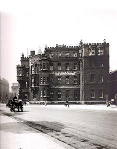 Westminster Hospital 1910
