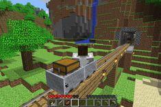 minecraft pictures   Se puede trastear bastante mucho.. Railes, granjas, mecanismos, cuevas ...