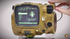 Second-Generation Fallout 4 Pip-Boy Smartwatch Is For Geeks, By Geeks (FGBG)