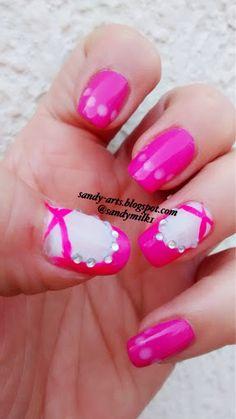 Sandy Nails: Ballet nails