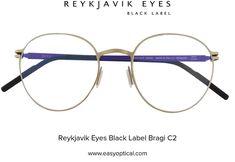 Reykjavik Eyes Black Label Bragi C2