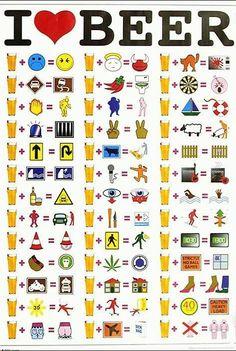 Una Vaina Pa Los Que Les Gusta La Cerveza.... I love Beer!!!  http://unavainabuena.com/padre-cerveza/