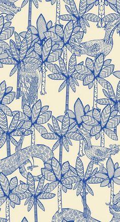 Hannah Bowen, Leeds College of Art and Design.  Harlequin Award winner for her patternTreasure-From-Faraway-Lands
