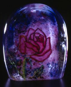 Ken Carder (Former) exhibiting member in Glass