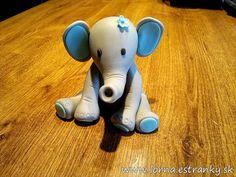 Decoration, figures, flowers #4: Elephant.. - CakesDecor