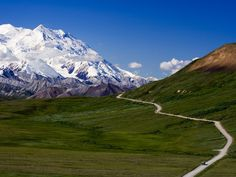 Alaska's Denali National Park contains the equivalent of an area 3 miles wide stretching from Washington, DC, to LA.