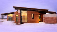 Residential and Commercial Architects in Jackson Hole, Wyoming | Projects | Ward & Blake Architects