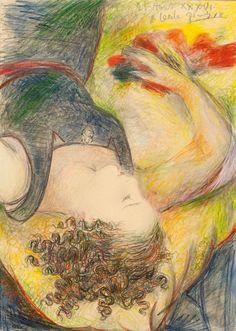 Pablo Picasso - Portrait de Mademoiselle C.E. (Cécile Eluard), 1936