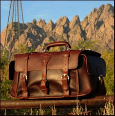 Saddleback Overnight Bag