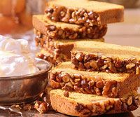 Pumpkin Spice Loaves Recipe
