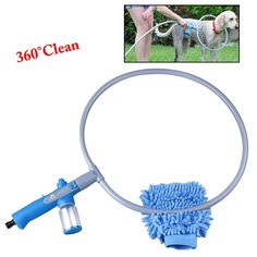Glantop cat All-around Washer Ring for Dog Cat Rabbit Quick Easy Cleaning Grooming *** Remarkable product available now. : Cat Grooming