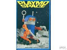 The robot!