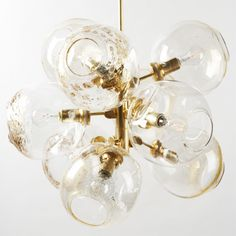 I design bespoke lights and love nothing more than looking at lights and bulbs and switches... and fixings and screws... etc....