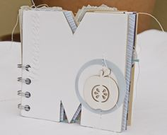 Wunschbüchlein - Personalized Wish Book for Kids - August-Kit 2014 papierwerkstatt