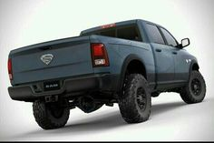 2013 Dodge Ram Man of Steel edition