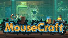Indie developer Crunching Koalas has announced that their Tetris/ Lemmings-inspired puzzle game MouseCraft is coming to the Wii U eShop. Windows 10, Windows Phone, Nintendo Eshop, Nintendo News, Playstation, Wii U, Indie, Puzzle, Game