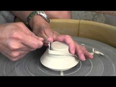 24. Throwing / Making a Covered / Lidded Box / Jar with Hsin-Chuen Lin