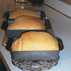 Salt-Rising Bread, or Pioneer Bread