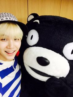 BTS Tweet - Suga (selca) 150817 -- 연예인 본 기분 이였다 진심으로 깜짝 놀람 -- tran: I had the feeling (of meeting) a celebrity in person, I was seriously startled ---- Trans cr; Mary @ bts-trans