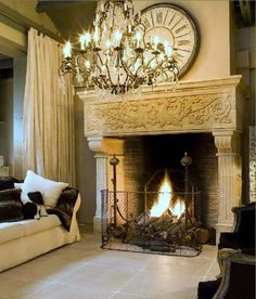 BOISERIE & C.: Caminetti - Fireplace