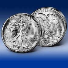 1/2 $ Walking Liberty 1941 P