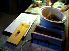 Hot Process Crock-Pot - Herbal Soap Part 2 of 2