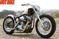 Brawny Built 2000 Harley-Davidson Sportster | Hot Bike