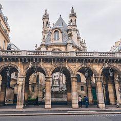 L'Oratoire du Louvre Paris