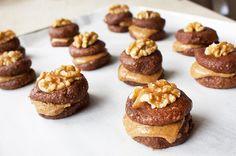Healthy Brownie Bites - JSHealth