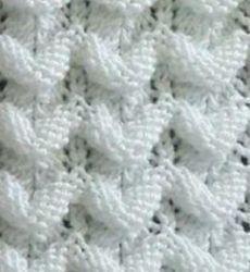 Crochet Facile Point De Ideas For 2019 Knitting Stiches, Easy Knitting Patterns, Lace Knitting, Knitting Designs, Crochet Stitches, Stitch Patterns, Crochet Patterns, Crochet Hat For Women, Free Crochet