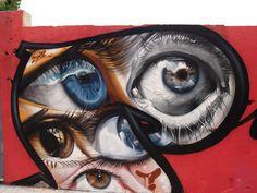 Miradas | PichiAvo – Art, design, graffiti