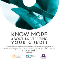 One of the best ways to get on the path of financial independence is to build good credit. Understand how to maintain a good credit score: http://www.clicktoempower.org/sites/default/files/learningmodules/modules/uncred1.html  #NoMore #endDV
