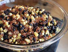 Happy Herbivore Aztec Corn Salad