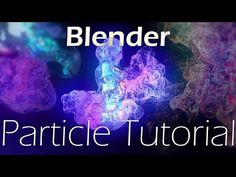Blender particle simulation tutorial: Smoke Flow & Particles - YouTube