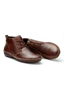 Chile Leather Chukka Boots