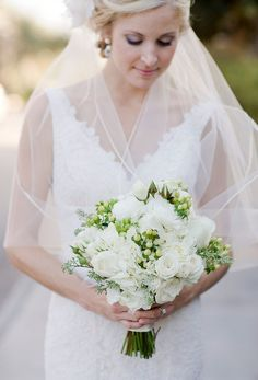 Charleston Wedding by Corbin Gurkin Photography | Style Me Pretty