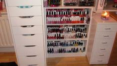 Makeup Storage Ideas for Small Spaces - Best Interior House Paint Check more at