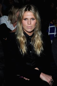 Alexandra Richards attended Saint Laurent. DJ Alexandra Richards. The Rolling Stones. #KeithRichards #StonesIsm #PattiHansen #CrosseyedHeart #Fashion #Model