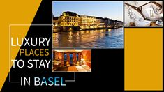 Visit Basel in Luxury with Noble Transfer!