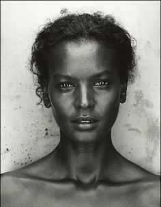 African Beauty series: Liya Kebede