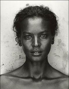 African Beauty series: Liya Kebede