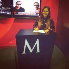 Sport Journalist, Milenio TV