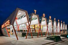 Torchy's Tacos / Chioco Design © Patrick Y. Wong