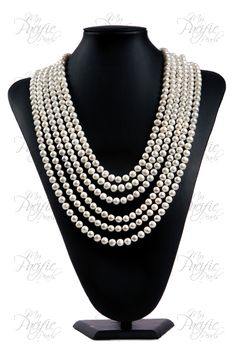 http://www.mypacificpearls.com/shop/pearls/the-great-gatsby-inspired-ten-strand-white-pearl-necklace/158 The Great Gatsby Inspired Ten Strand White Pearl Necklace