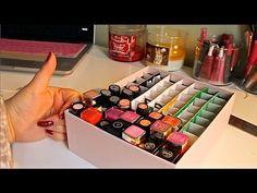 DIY Lipstick Holder video tutorial