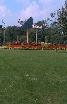 Windsor Ontario - Jackson Park.