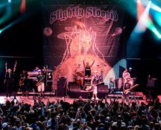 """Slightly Stoopid is hitting the Western U.S. this January. MARLON """"Ganja Farmer"""" ASHER will be joining them. More info at http://slightlystoopid.com/tour"""