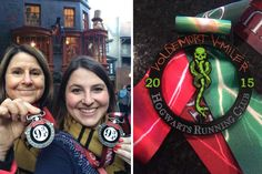 Hogwarts Running Club Fundraises for Charity With Virtual Races
